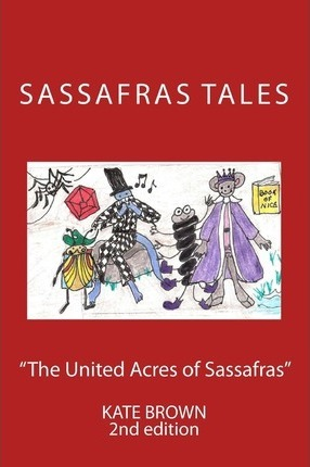 """The United Acres of Sassafras"" second edition color"