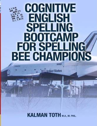 Astrosadventuresbookclub.com Cognitive English Spelling Bootcamp for Spelling Bee Champions Image