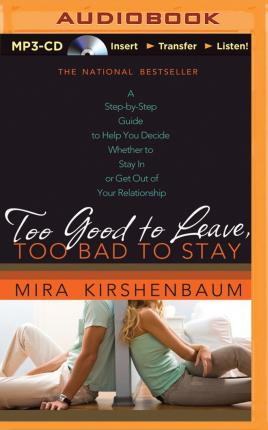 when to stay in a relationship and when to leave