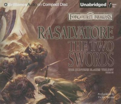 The Two Swords : R  A  Salvatore : 9781491549636