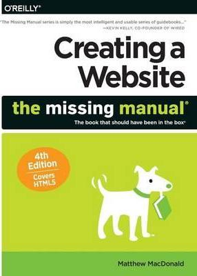 Creating a Website: The Missing Manual 4e