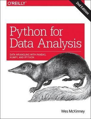 Python for Data Analysis, 2e