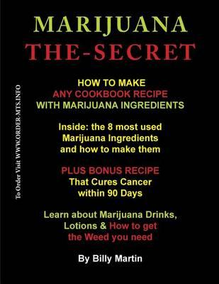 Marijuana The-Secret Cover Image