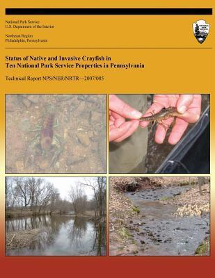 Status of Native and Invasive Crayfish in Ten National Park