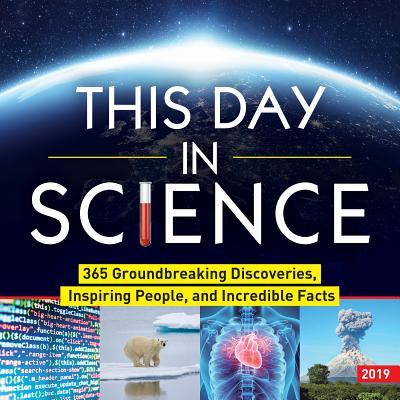 2019 This Day in Science Boxed Calendar