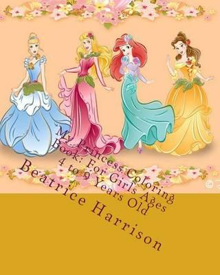 My Princess Coloring Book