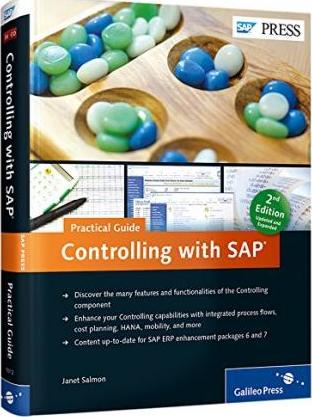 controlling with sap practical guide janet salmon 9781493210121 rh bookdepository com Controlling SAP Overview SAP Controlling Business
