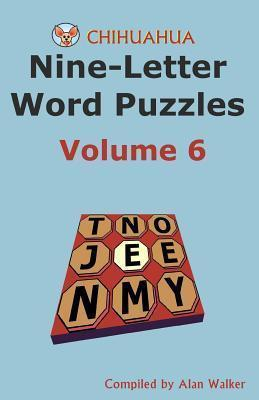 chihuahua nine letter word puzzles volume 6
