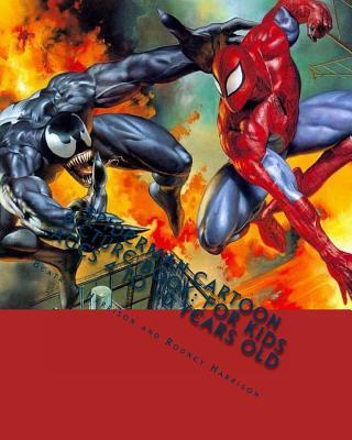 Spiderman Cartoon Picture Book