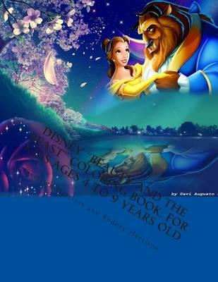 Disney Beauty and the Beast Coloring Book