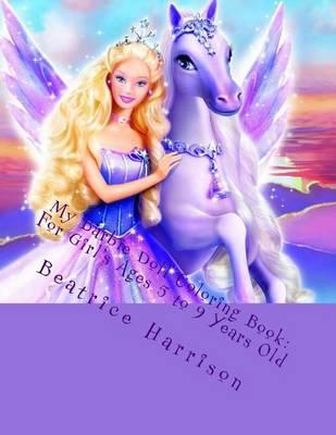 My Barbie Doll Coloring Book
