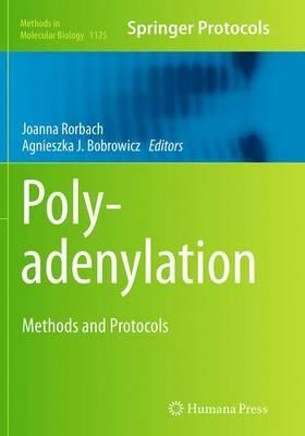 Polyadenylation: Methods and Protocols
