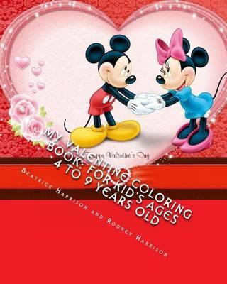 My Valentine Coloring Book