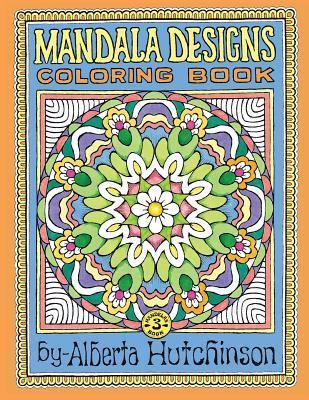Mandala Designs Coloring Book No. 3  32 New Mandala Designs