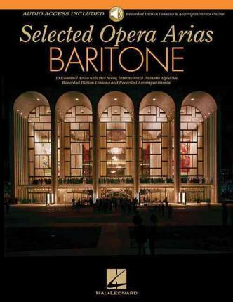 Selected Opera Arias -Baritone