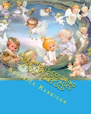 Baby Angels Coloring Book