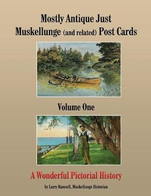Mostly Antique Just Muskellunge (and Related) Post Cards