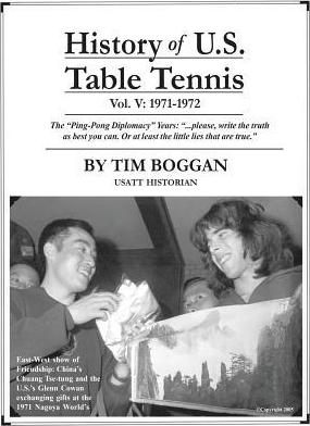 what is the history of table tennis
