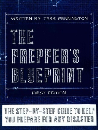 The preppers blueprint tess pennington 9781496092588 the preppers blueprint malvernweather Image collections