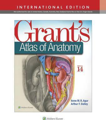 Grant's Atlas of Anatomy - Anne M. R. Agur, Arthur F. Dalley