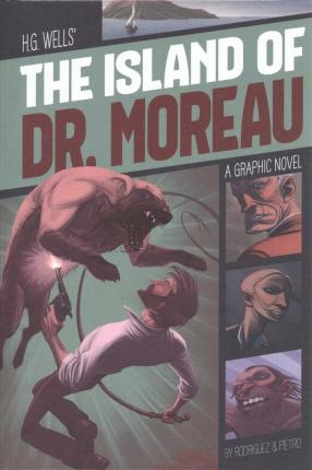 Graphic Revolve: The Island of Dr. Moreau