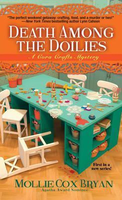 Death Among The Doilies Cover Image