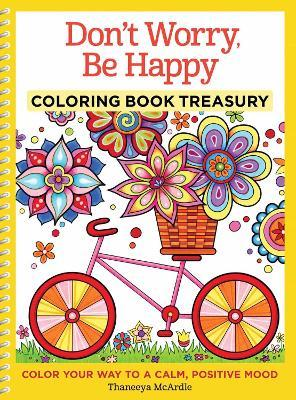 dont worry be happy coloring book treasury