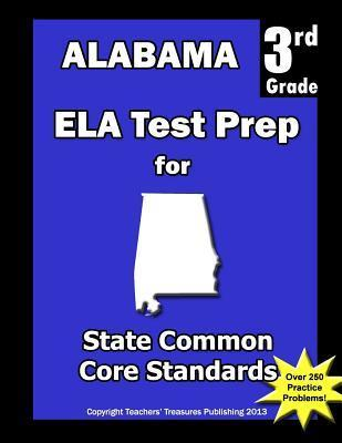 Alabama 3rd Grade Ela Test Prep