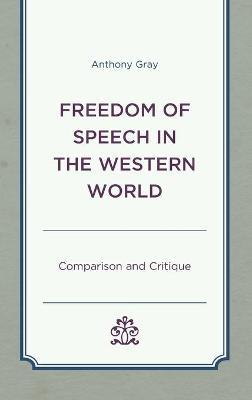 Freedom of Speech in the Western World