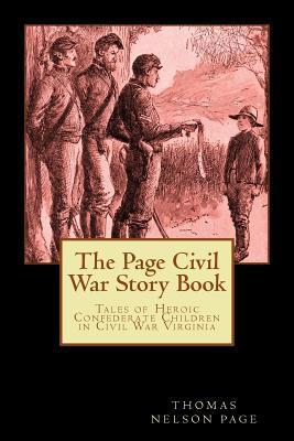 The Page Civil War Story Book Cover Image