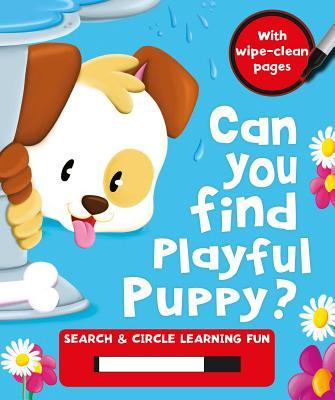 Can You Find Playful Puppy?