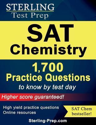 Sterling SAT Chemistry Practice Questions : Sterling Test