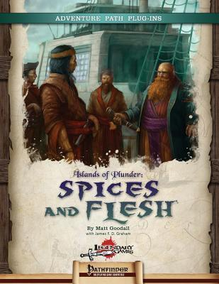 Islands of Plunder : Spices and Flesh