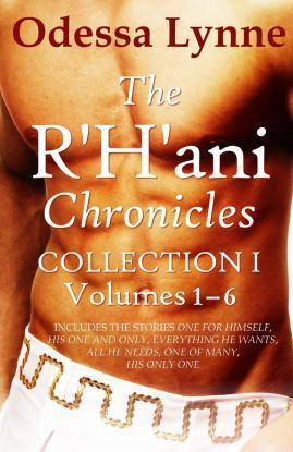 The R'H'ani Chronicles Collection 1