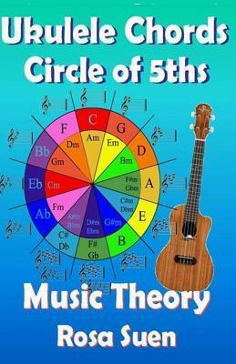 Music Theory - Ukulele Chord Theory - Circle of Fifths : Rosa Suen