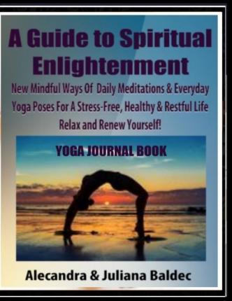 A Guide to Spiritual Enlightenment Yoga Journal Book