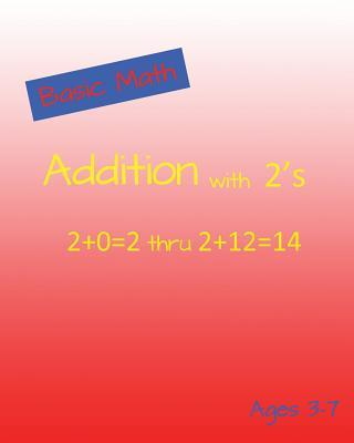Basic Math Addition with 2's