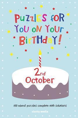 Puzzles for You on Your Birthday - 2nd October