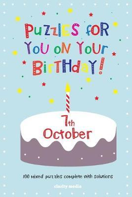 Puzzles for You on Your Birthday 7th October