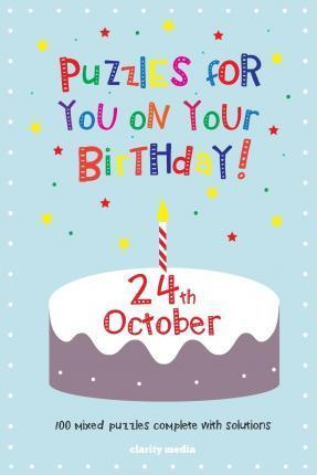 Puzzles for You on Your Birthday - 24th October
