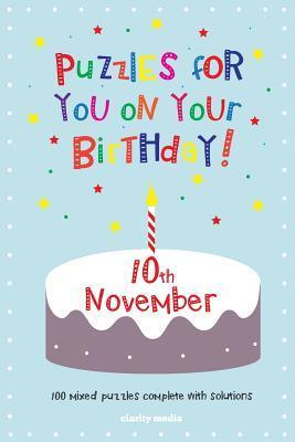 Puzzles for You on Your Birthday - 10th November