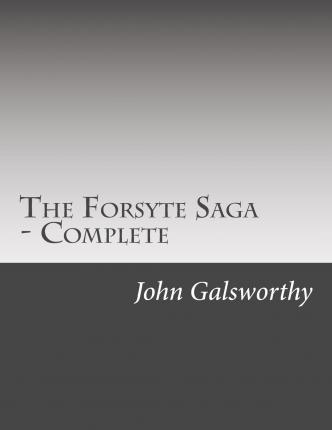 the forsyte saga essay John galsworthy om (/ ˈ ɡ ɔː l z w ɜːr ð i / 14 august 1867 - 31 january 1933) was an english novelist and playwrightnotable works include the forsyte saga (1906-1921) and its sequels, a modern comedy and end of the chapter.
