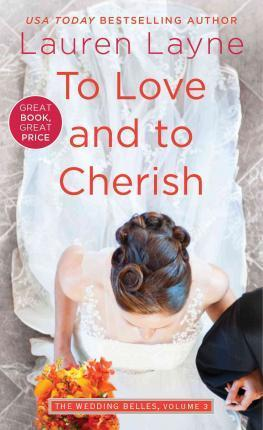 To Love and to Cherish, Volume 3