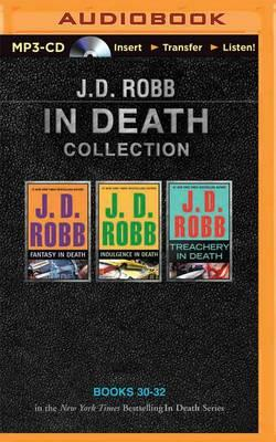 J. D. Robb in Death Collection Books 30-32