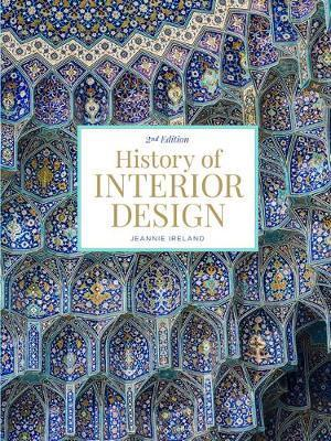 History of interior design jeannie ireland 9781501319884 for History of interior design book