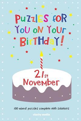 Puzzles for You on Your Birthday - 21st November