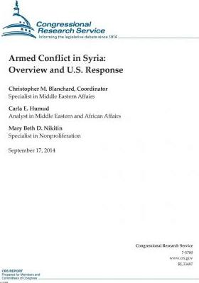 Armed Conflict in Syria