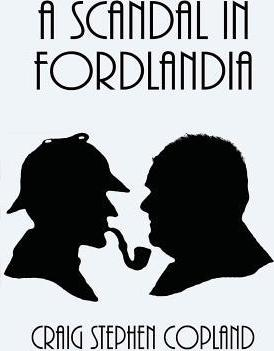 A Scandal in Fordlandia - Large Print