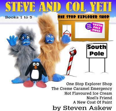 Steve and Col Yeti Books 1 to 5