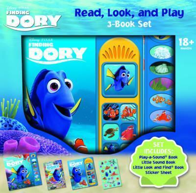 Read Look Play - Finding Dory